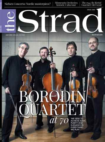The Strad issue July 2015