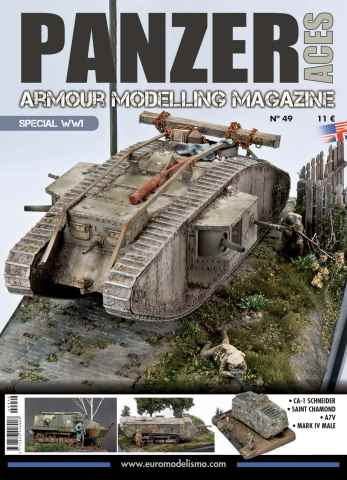 Panzer Aces issue PanzerAces 49