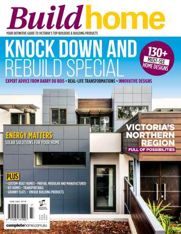Build Home Victoria issue May Issue#46 2015