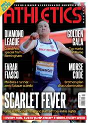 Athletics Weekly issue 11 June 2015