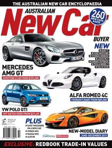 Australian New Car Buyer issue Issue#45 2015