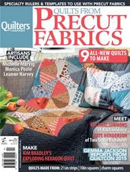 Quilts from Precut Fabrics issue Quilts from Precut Fabrics