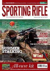 Sporting Rifle issue Summer 2015