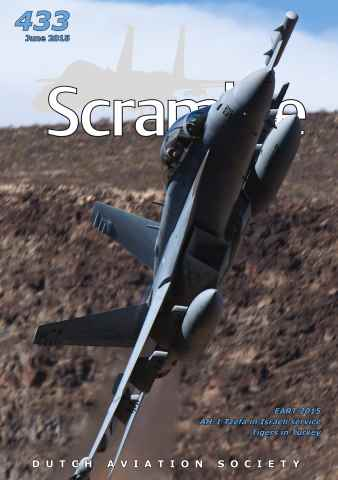 Scramble Magazine issue 433 - June 2015
