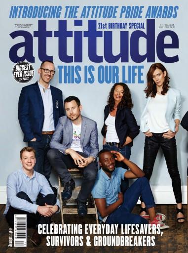 Attitude issue Issue 259
