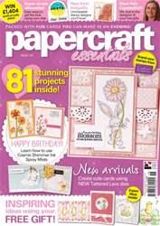 Papercraft Essentials issue Papercraft Essentials