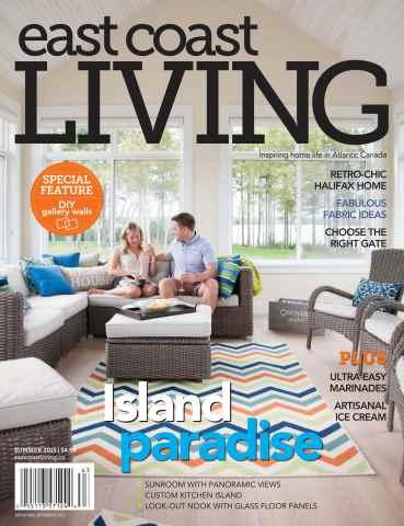 East Coast Living issue Summer 2015