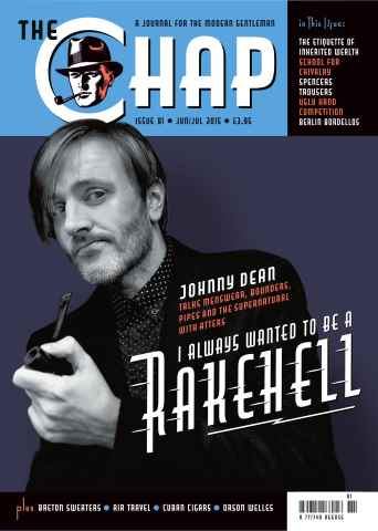 The Chap issue June July 2015
