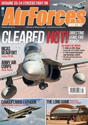 AirForces Monthly issue July 2015