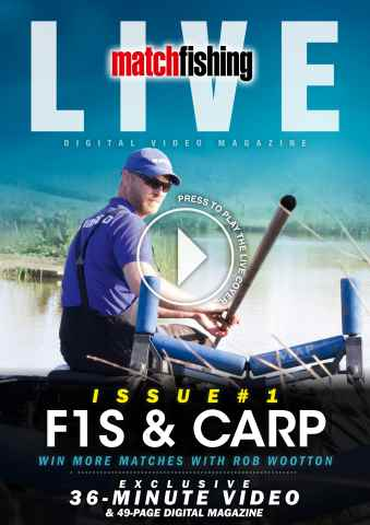 Match Fishing Live issue Issue 1