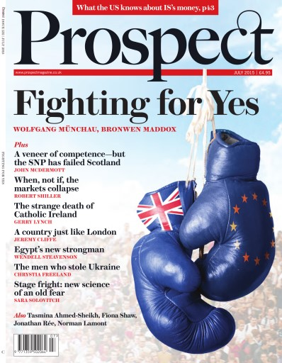 Prospect Magazine issue July 2015