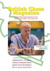 British Chess Magazine issue June 2015