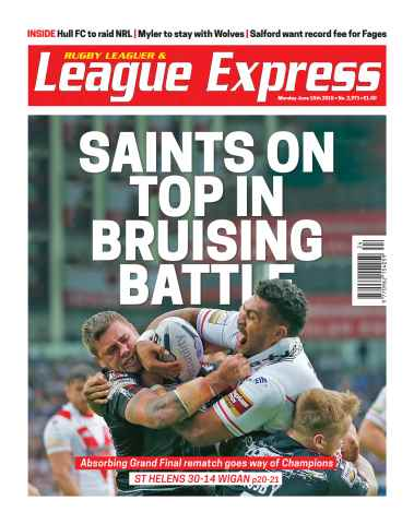 League Express issue 2971