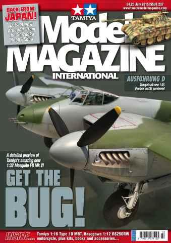 Tamiya Model Magazine issue 237