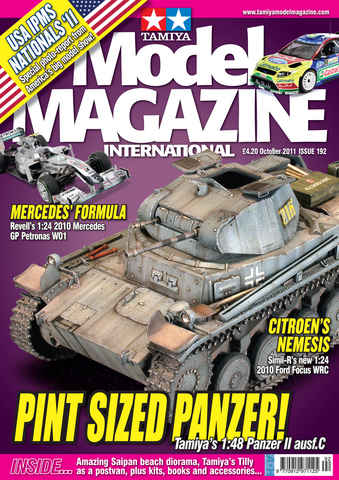 Tamiya Model Magazine issue 192