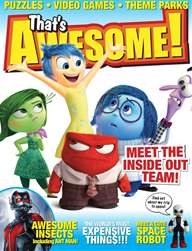 Issue 11 - Meet the characters from Inside Out issue Issue 11 - Meet the characters from Inside Out
