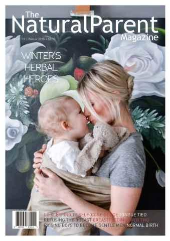 The Natural Parent Magazine issue 19