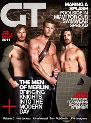 Gay Times issue October 11