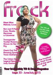 Frock Magazine issue Frock Issue 033