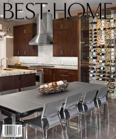 Best Home issue Summer 2015