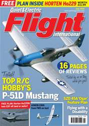 Quiet & Electric Flight Inter issue July 2015