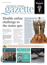 Antiques Trade Gazette issue 2197