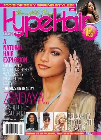 Hype Hair issue June 2015