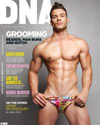DNA Magazine issue # 186 - Grooming