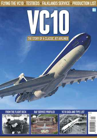Airliner World issue VC10