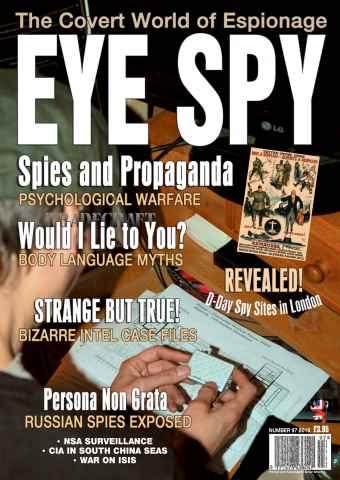 Eye Spy issue Issue 97
