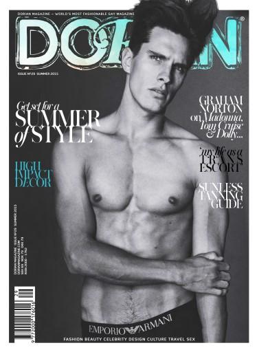 Dorian Magazine issue #29 Summer issue
