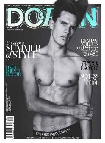 Dorian Magazine issue #29 Summer issue