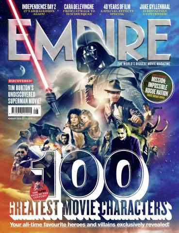 Empire issue August 2015