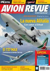 Avion Revue Internacional España issue Número 397