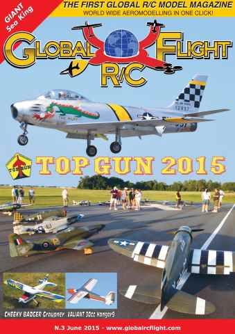 GLOBAL RC FLIGHT issue Global RC Flight July-August 2015