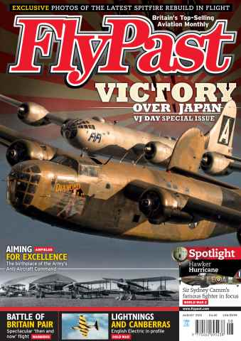 FlyPast issue August 2015