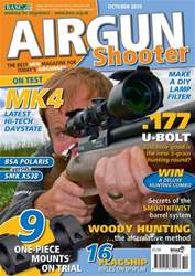 Airgun Shooter issue October 2010