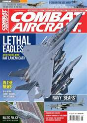 Combat Aircraft issue August 2015