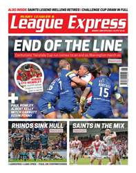 League Express issue 2973
