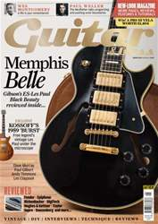 Guitar & Bass Magazine issue Aug-15