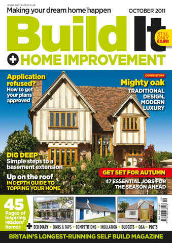 Build It issue October 2011