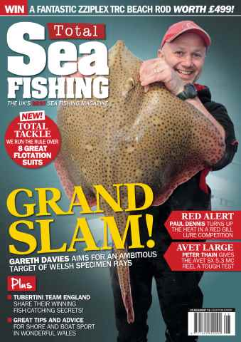 Total Sea Fishing issue August 2015