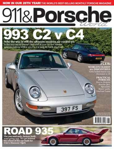 911 & Porsche World issue 911 & Porsche World Issue 257 August 2015
