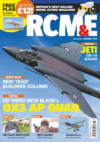 RCM&E issue August 2015
