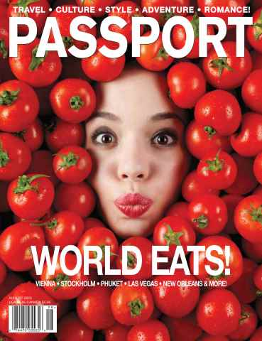 Passport issue August 2015