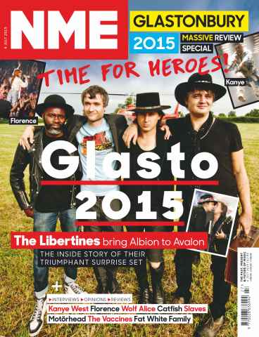 NME issue 04-Jul-15