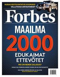 Forbes May '15 issue Forbes May '15