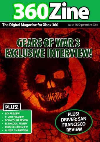 360Zine issue Issue 58