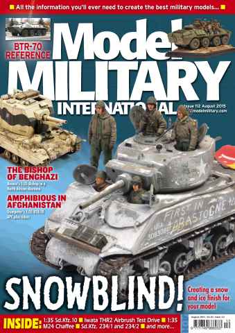 Model Military International issue 112