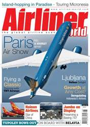 Airliner World issue August 2015